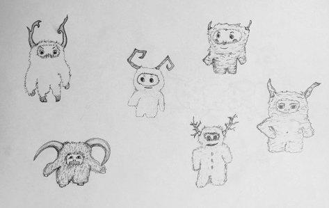 little-monsters-sketch